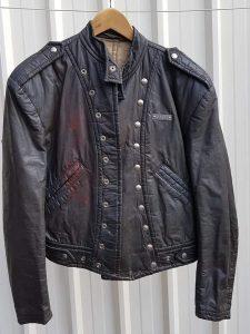 Original screen-used Mad Max 2 jacket